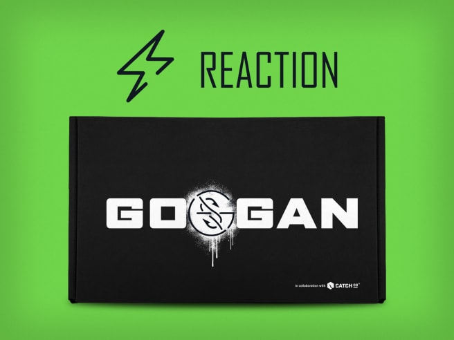 Googan Squad CatchSmart Bundle Reaction Kit
