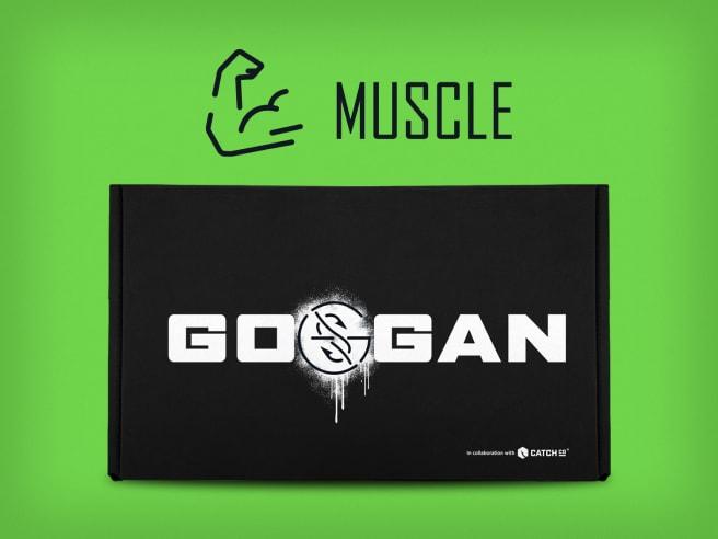 Googan Squad CatchSmart Bundle Muscle Kit