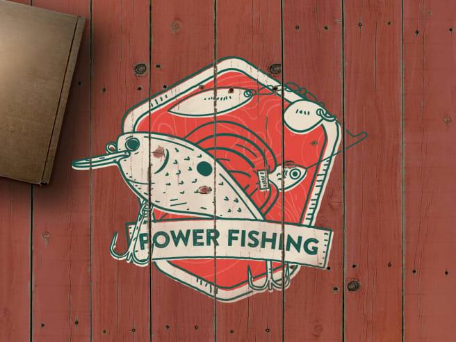 Karl's Bait & Tackle Power Fishing Kit