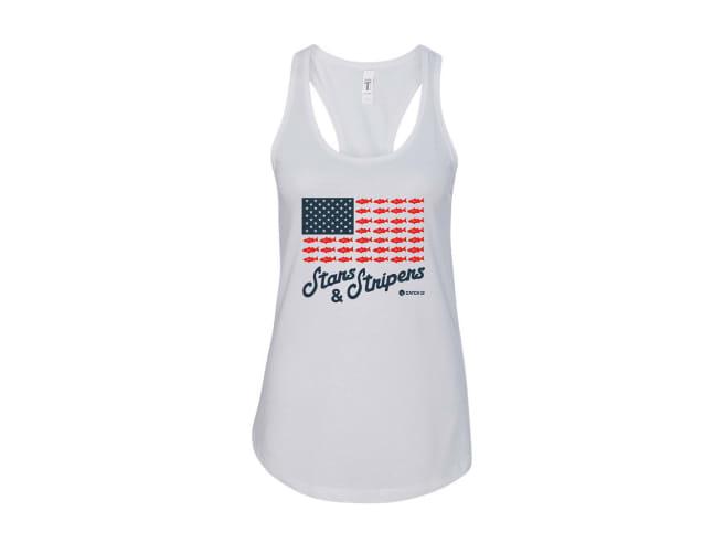 Catch Co. Stars & Stripers Women's Tank Top