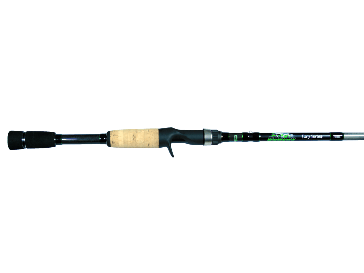 Dobyns Fury Casting Rods