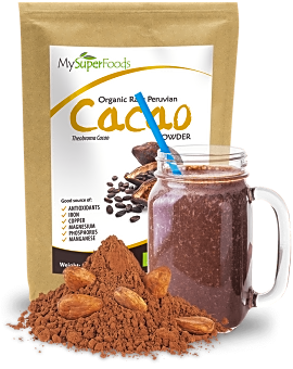 Organic Cacao Powder 500 grams