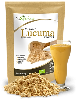 Organic Lucuma Powder 500 grams
