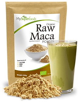 Organic Maca Powder 500 grams
