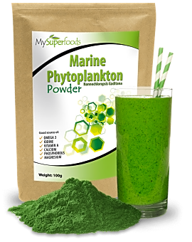 Marine Phytoplankton Powder 100 grams