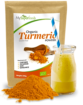 Organic Turmeric Powder 500 grams