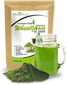Organic Wheatgrass Powder 500 grams