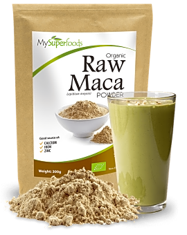 Organic Maca Powder 300 grams