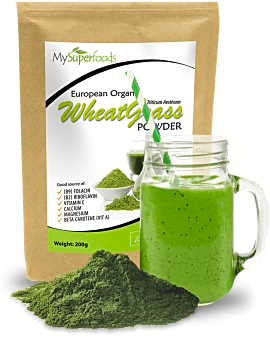 Organic Wheatgrass Powder 200 grams