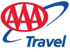AAA travels logo