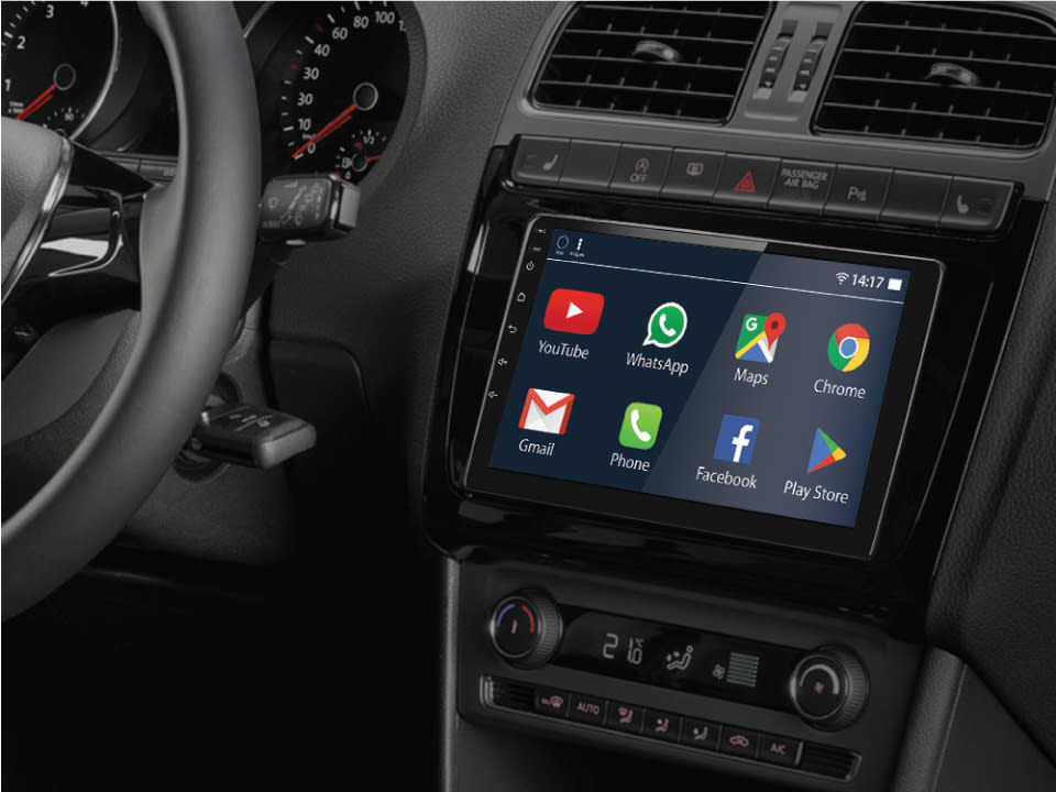 Buy online myTVS AP 92 2GB Touch screen Android Player for your car, available at lowest price.