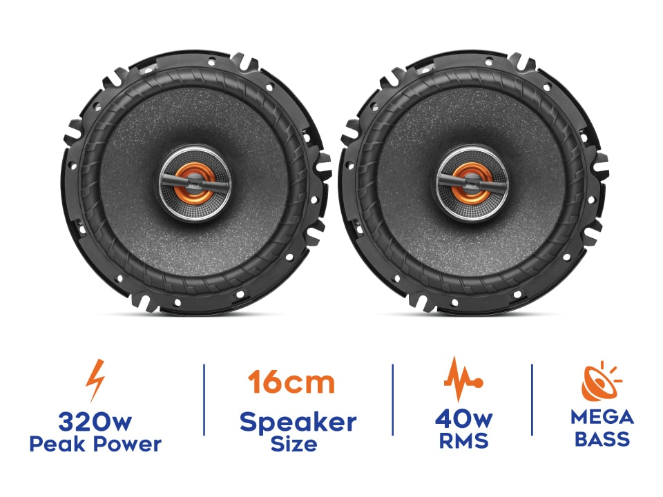 Experience powerful bass with myTVS S2W61 6
