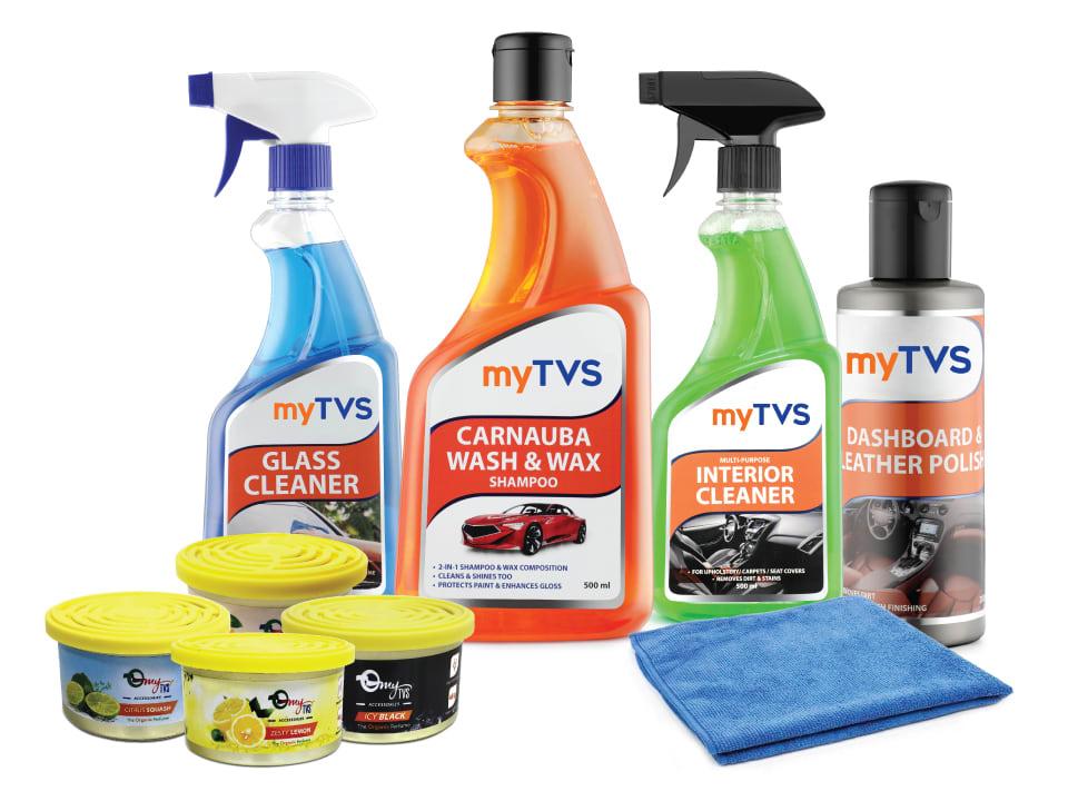 Car Care Kit for All Cars
