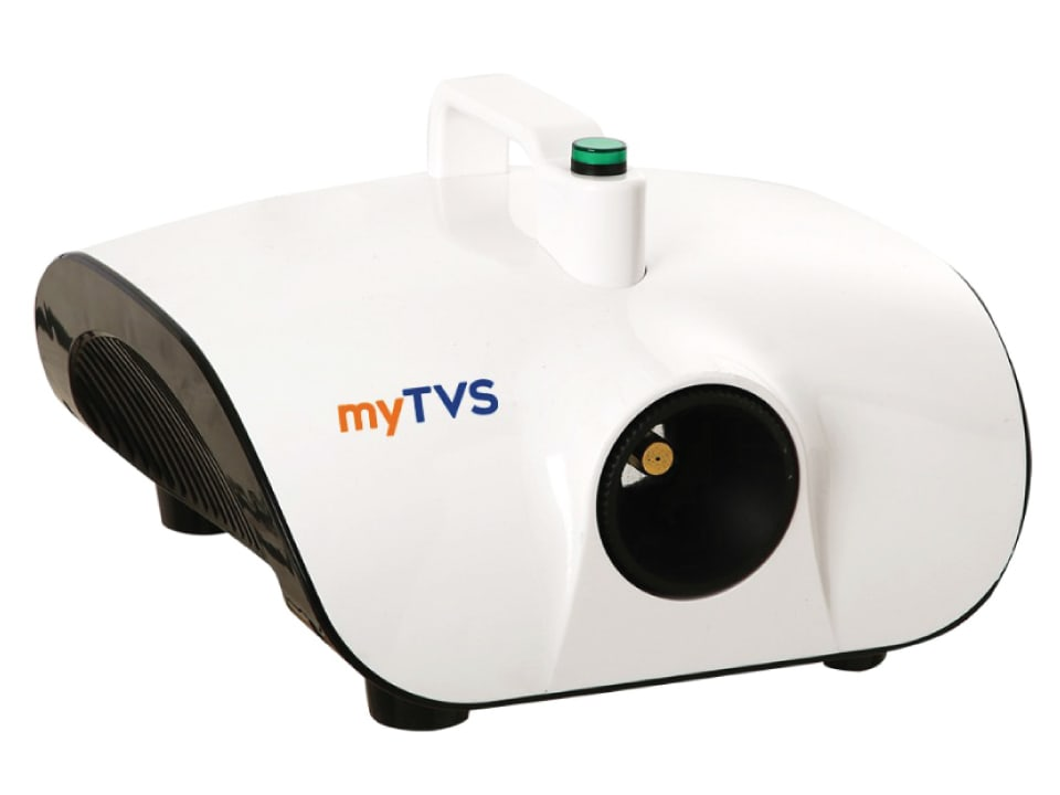 Order online myTVS FM-1 Fog Machine at best price