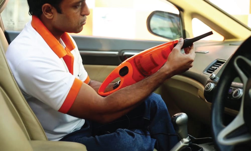 Clean & hygienic car interiors keep you and your family healthy.