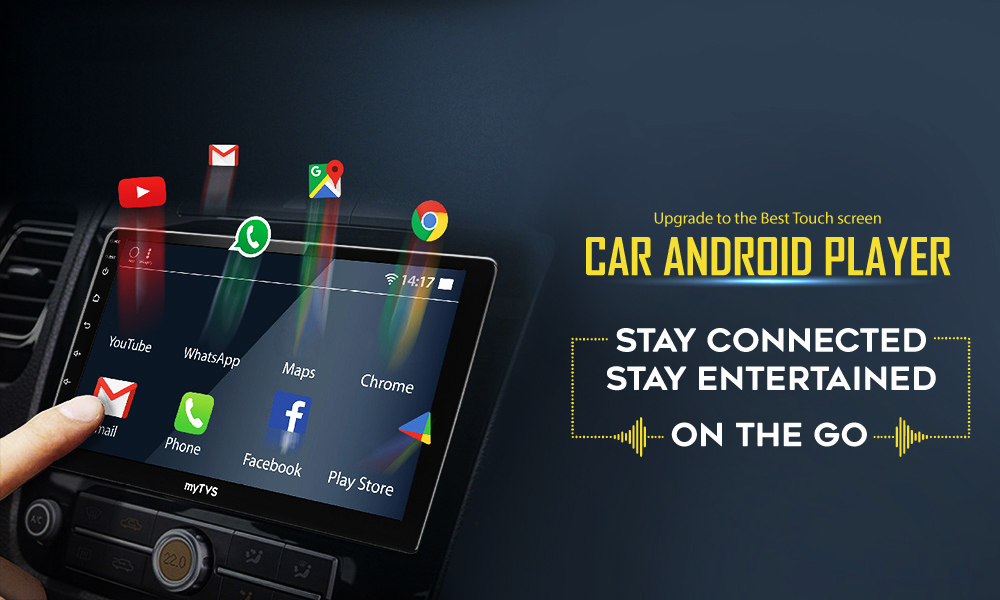 Stay Connected, Stay Entertained with the Best Car Android Player