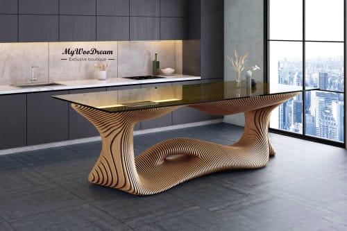 table à manger en bois mywoodream