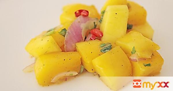 Bing's Mango Salsa