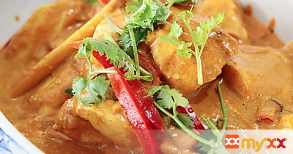 Assam Fish Curry