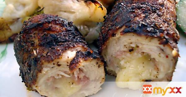 Baharat turkey rolls