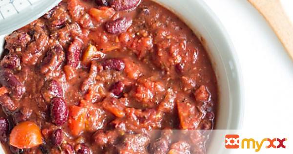 10-Minute Bean Stew