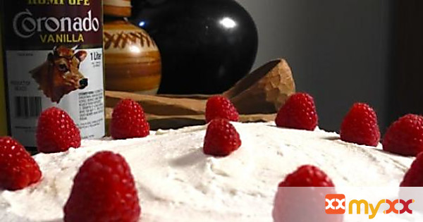 3 Leches Cake with Rompope