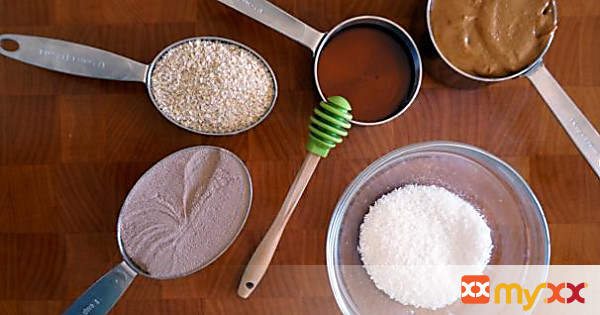 5-ingredient Peanut Butter Bites