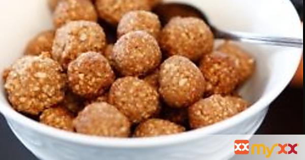 Breakfast Oatmeal Puffs