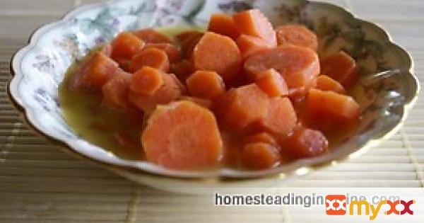Maple Carrots