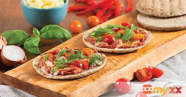 OneBun Mini Pizza