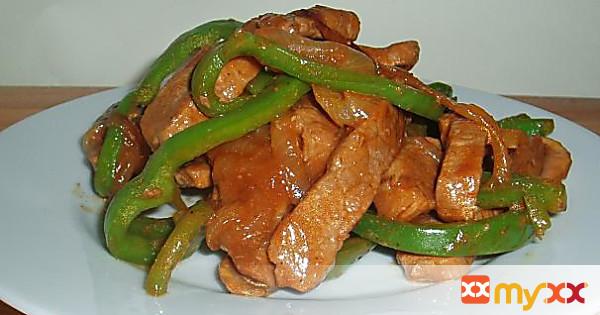 Pepper Steak (Savory Traditions)
