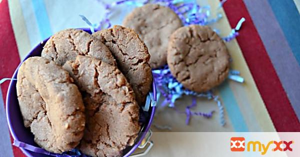 Nutella Coconut Cookies