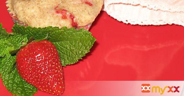 Strawberries and Cream Muffins