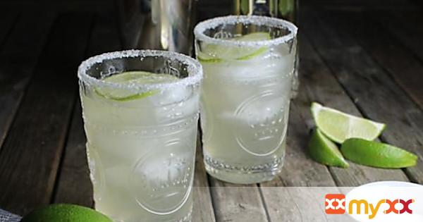 The Elderflower Margarita