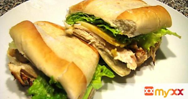 Weeknight Ranch Chicken Sandwiches