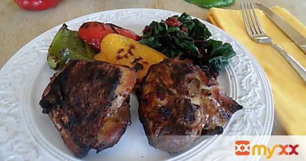 White Wine & Soy Grillin' Marinade