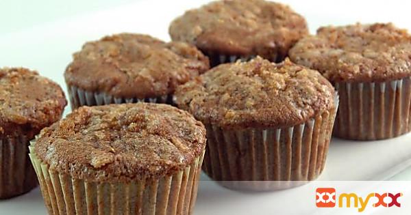 Whole Wheat Apple Orange Muffins