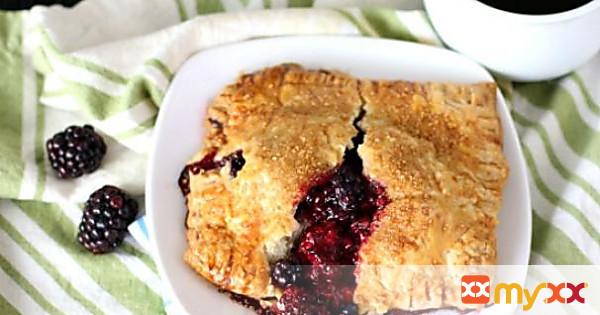 Summer Camp Berry Hand Pie