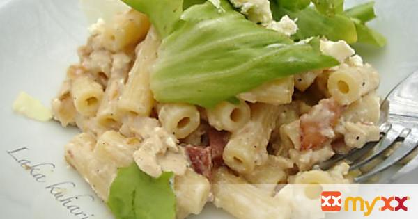 Turkey or chicken pasta
