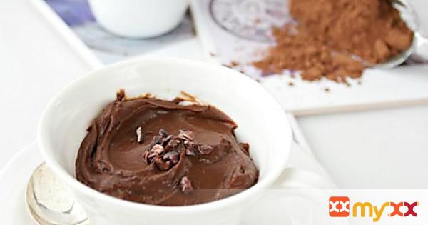 Vegan Dirty Chai {Espresso} Pudding