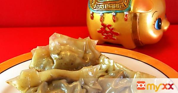 Vegetarian Chinese Pot Stickers