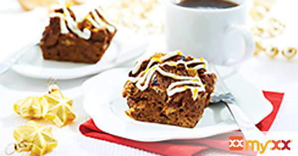 Rise and Shine Raisin Coffee Bake