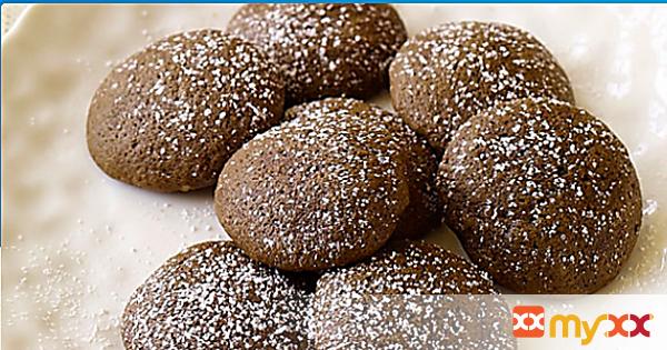 Weight Watcher Devil's Food Cookies