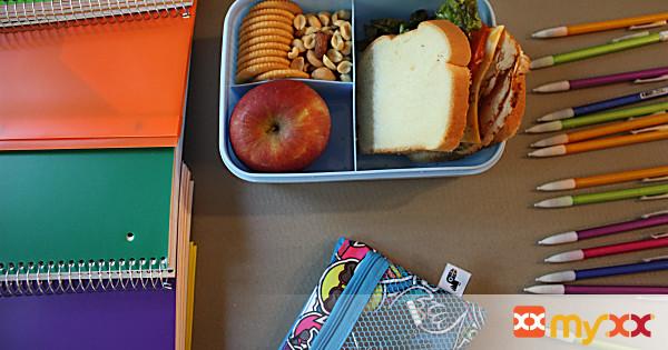 Healthy School Lunch!