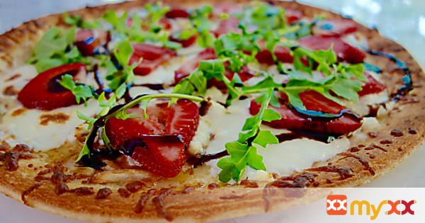 Strawberry Fields Pizza