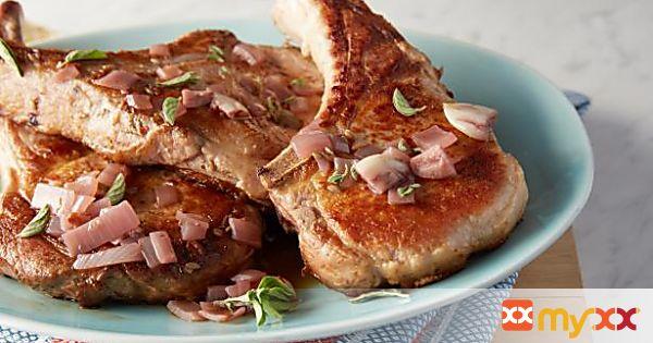 Pork Chops Pizzaiola