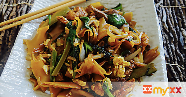 Thai Stir Fry Noodles