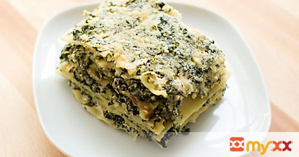 Barilla Spinach Ricotta Lasagne