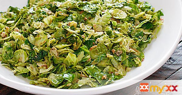 Sautéed Brussel Sprouts with Pancetta
