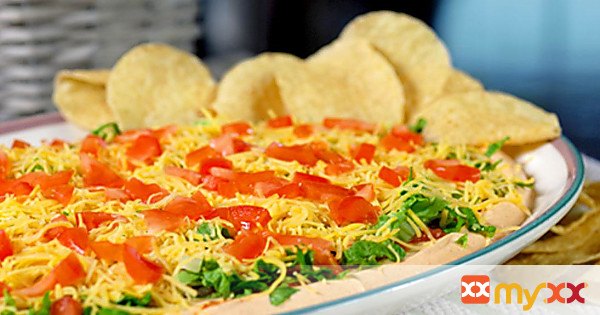 Fast & Easy 5-Layer Taco Dip